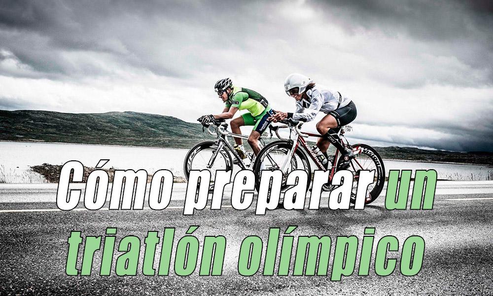 como preparar triatlon olimpico