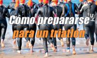 como prepararse para un triatlon