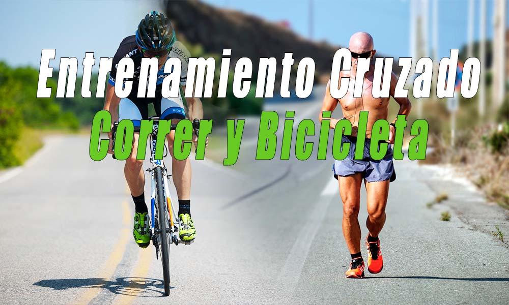 Entrenamiento cruzado: Correr y bicicleta