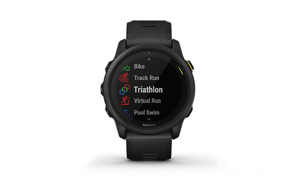 Garmin 745 triatlon