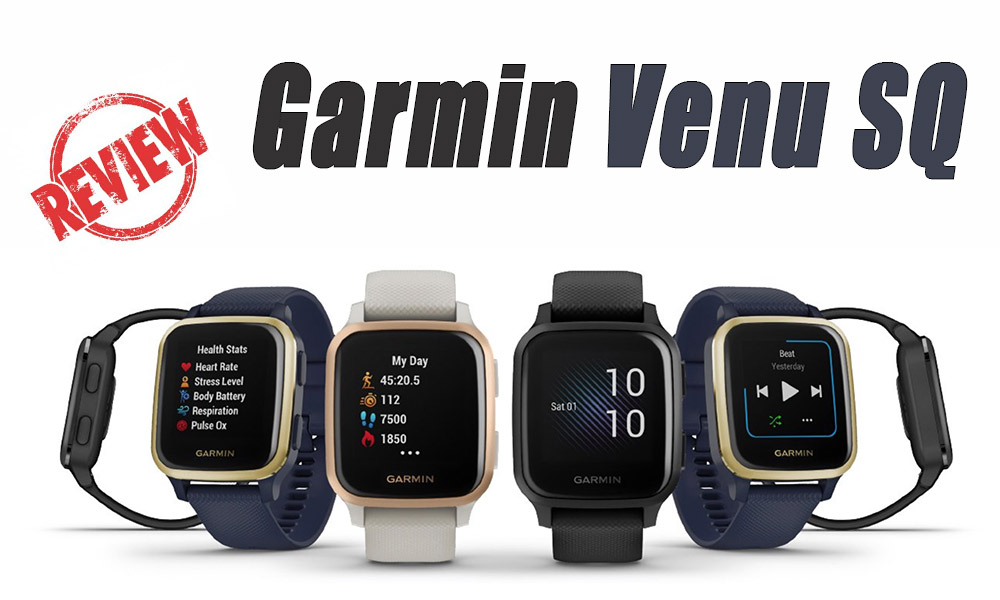 Garmin Venu SQ analisis y opinion