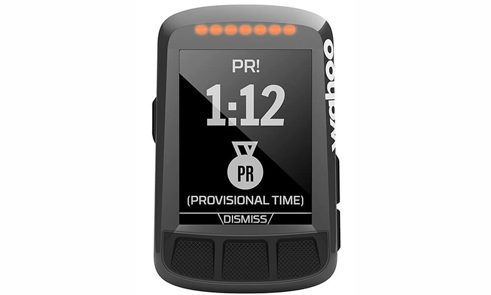 Wahoo Fitness Elemnt Bolt marca personal