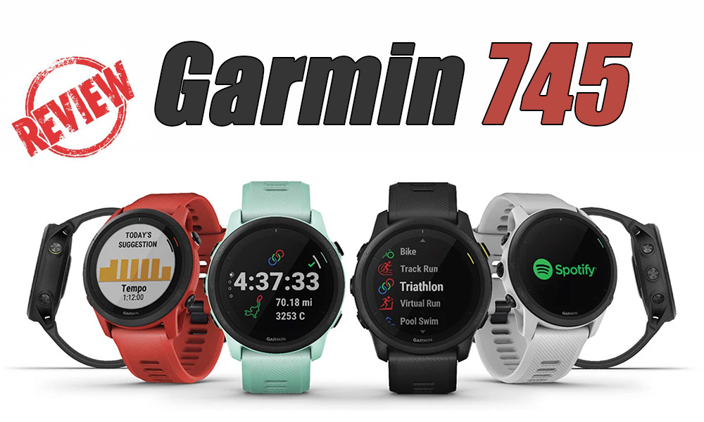 garmin 745 analisis y opinion