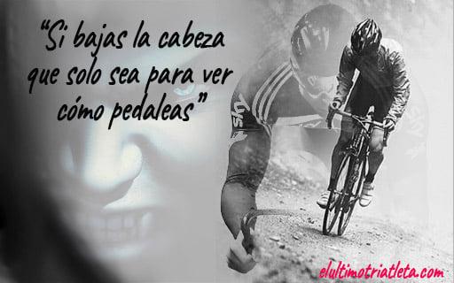 motivacion ciclismo