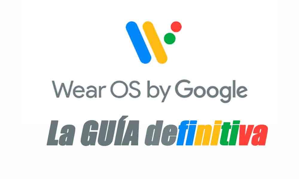 guia wear os by google