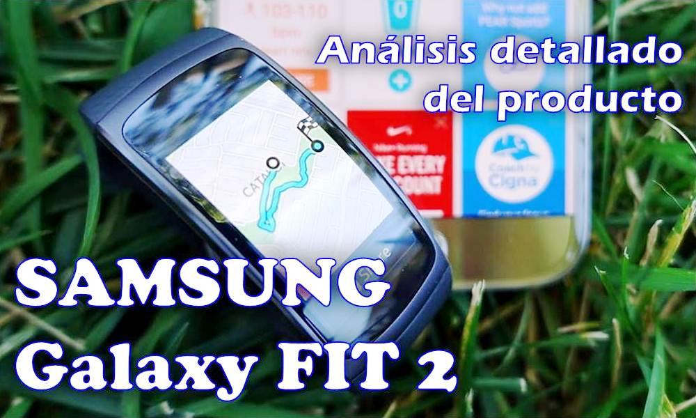 Análisis del Samsung Galaxy Fit 2