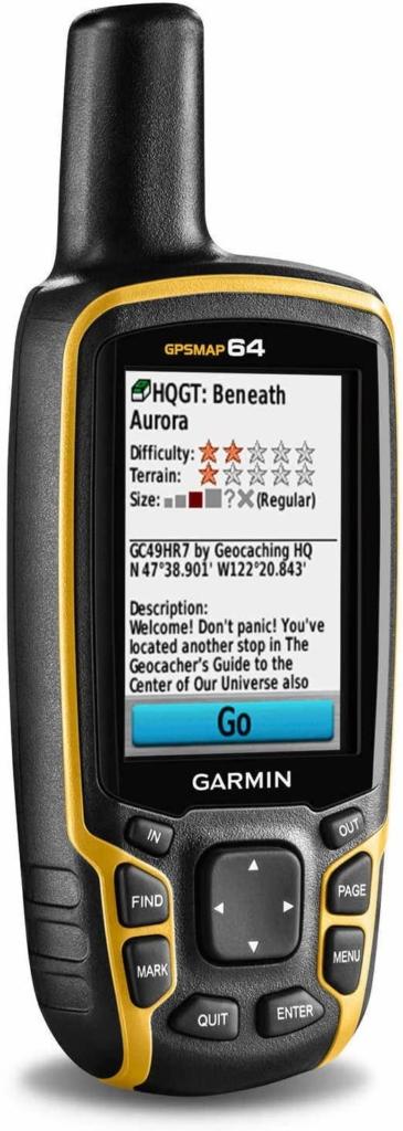Mejores GPS de Mano - Garmin Map 64-Navegador GPS