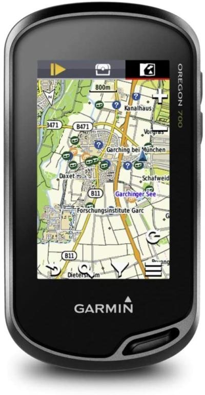 Mejores GPS de Mano - Garmin Oregon 700