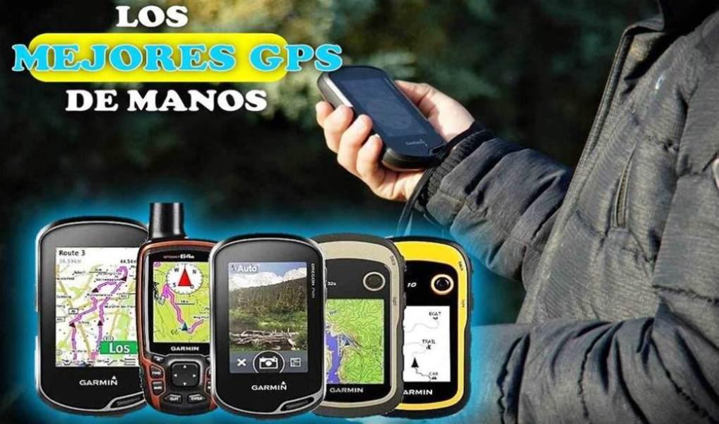 Mejores GPS de Manos