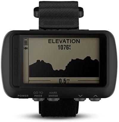 Mejores GPS de mano - GPS Garmin Foretrex 601