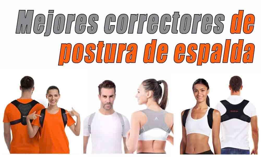 Mejores correctores de postura de espalda
