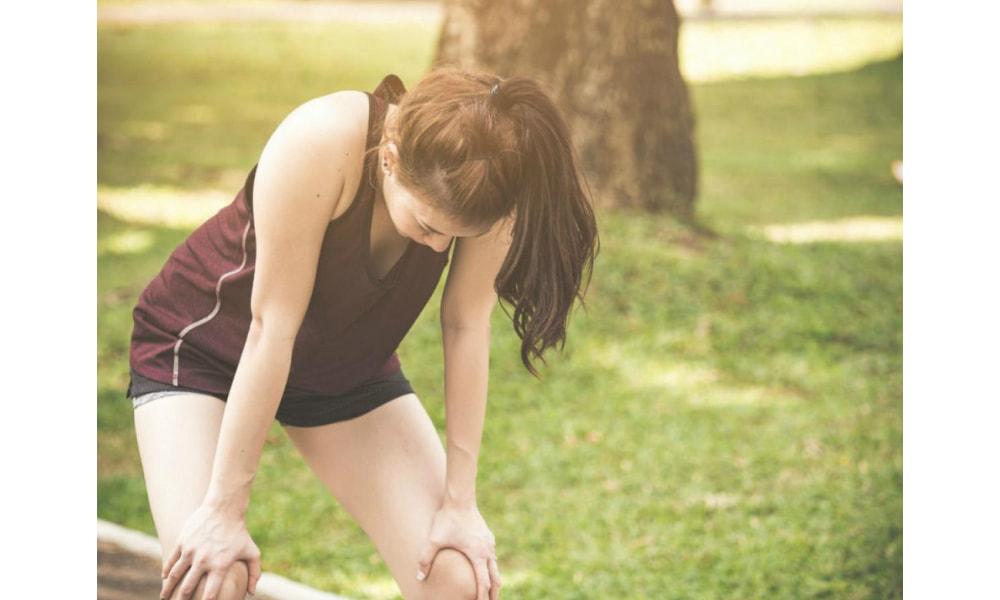 Prevenir la tos después de correr