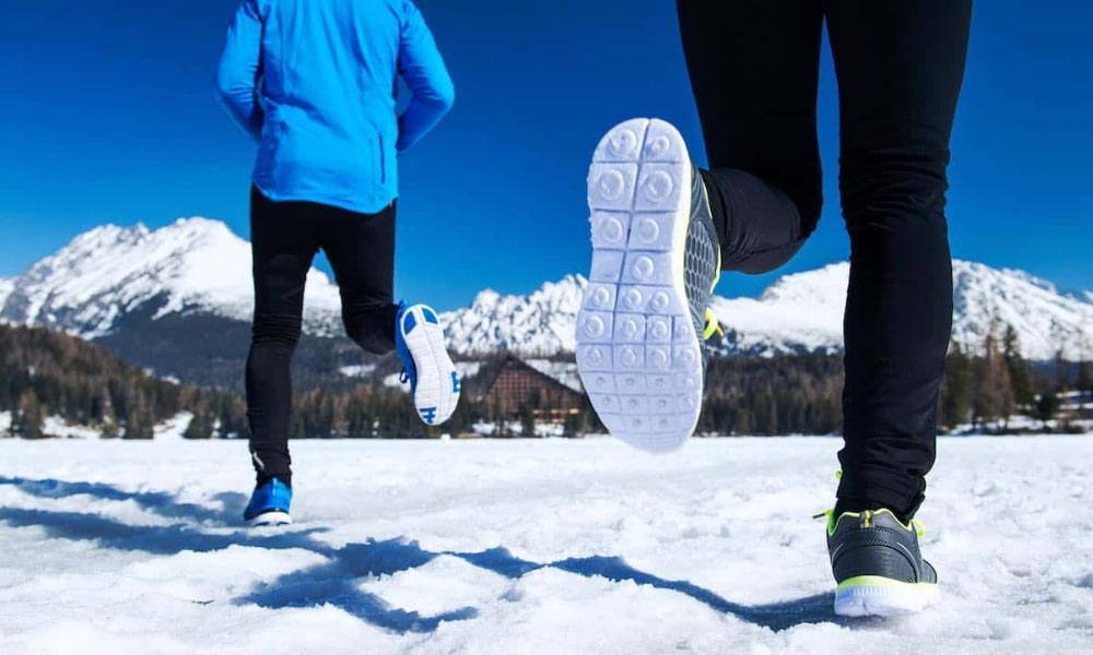 Tos después de correr en climas fríos