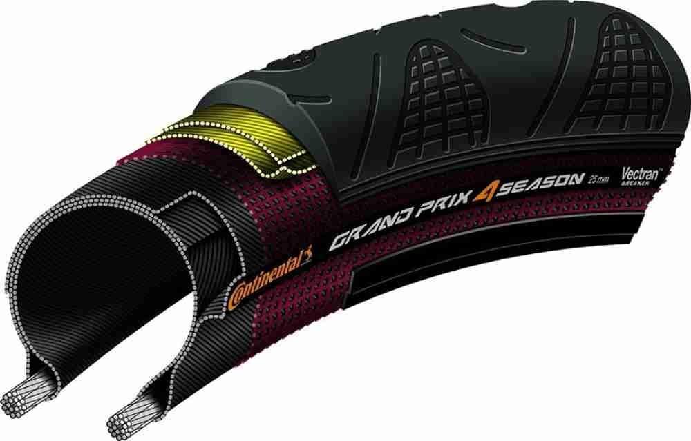 Cubierta para bicicletas de carretera – Marca Continental – Modelo C1031328