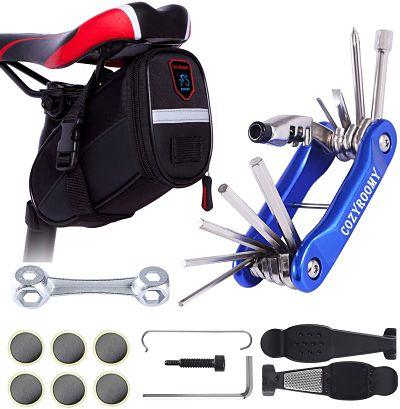 Kit de herramientas para bicicletas – Marca COZYROOMY