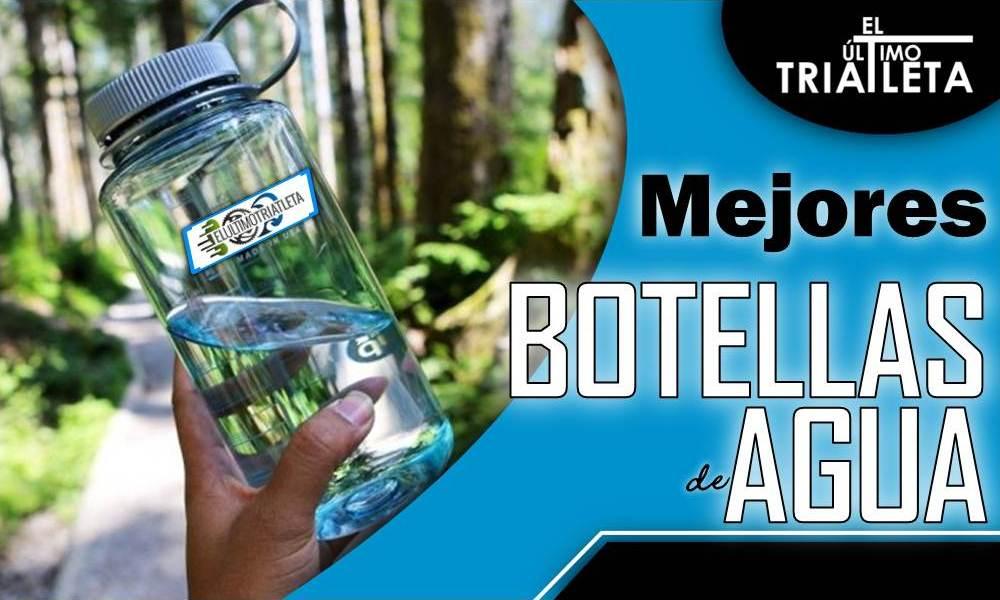 Mejores botellas de agua ciclismo bicicleta