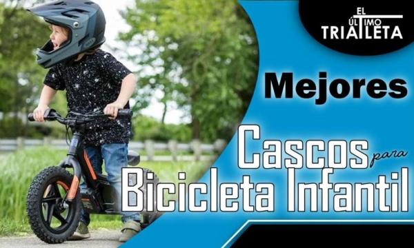 Mejores cascos para bicicleta infantil