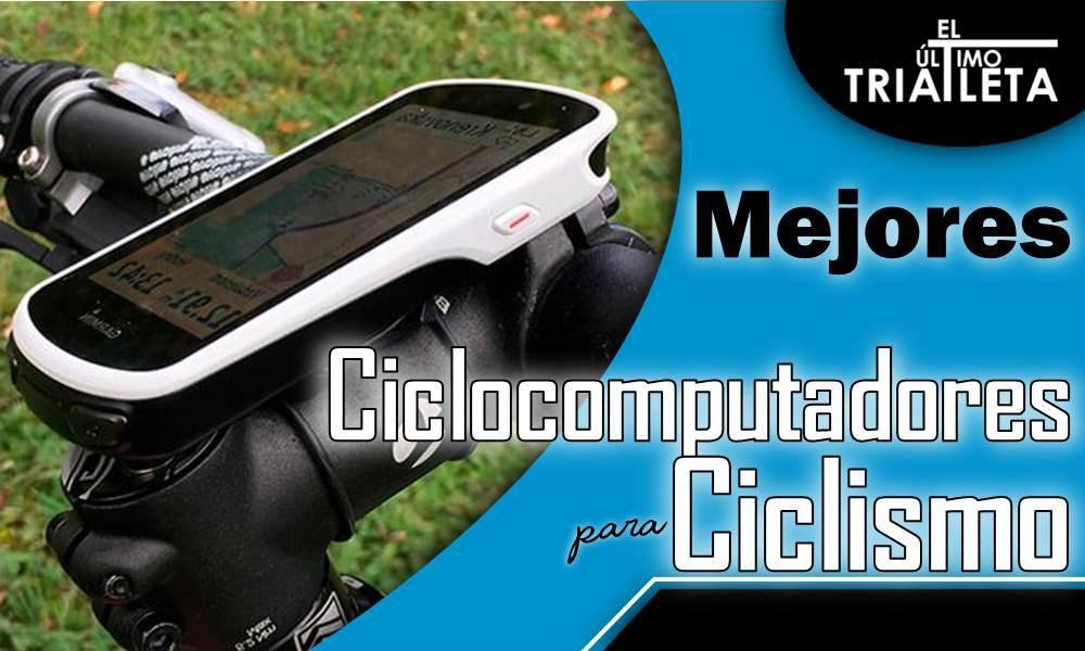 Mejores ciclocomputadores para ciclismo