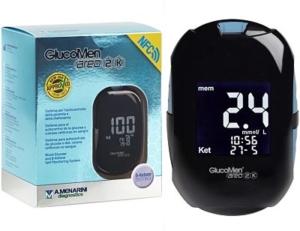 Mejores glucómetros con MENARINI