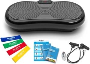 Plataforma Vibratoria marca Bluefin Fitness modelo ultra Slim
