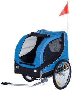 Remolques Para Bici Para Niños HOMCOM PawHut