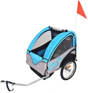 Remolques Para Bici Para Niños VidaXL