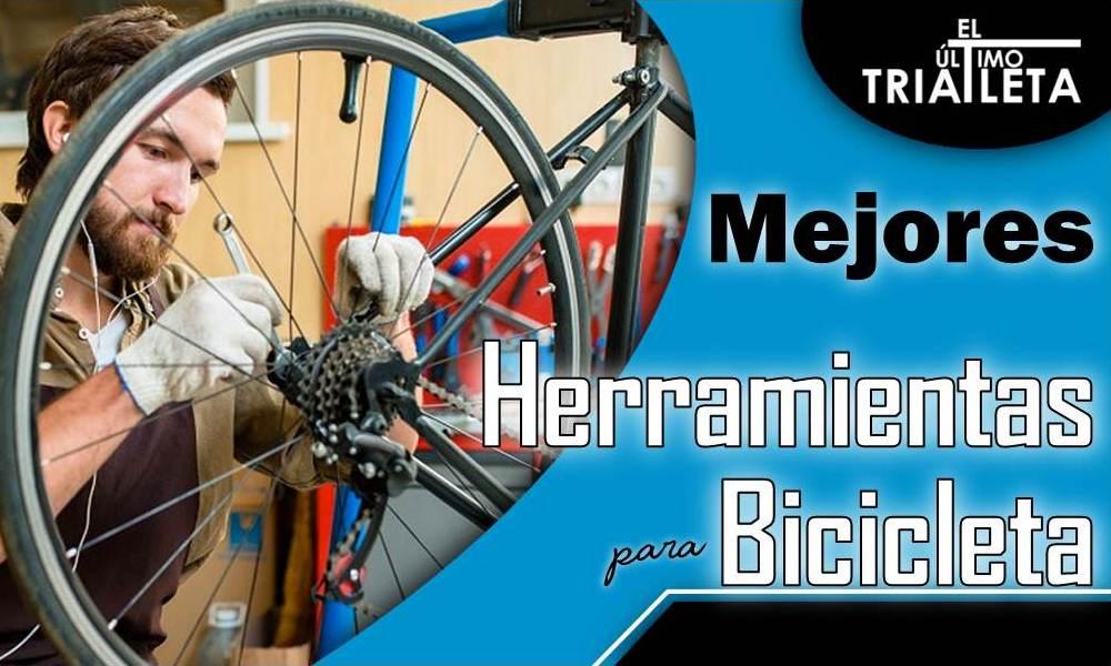 mejores herramientas bicicleta