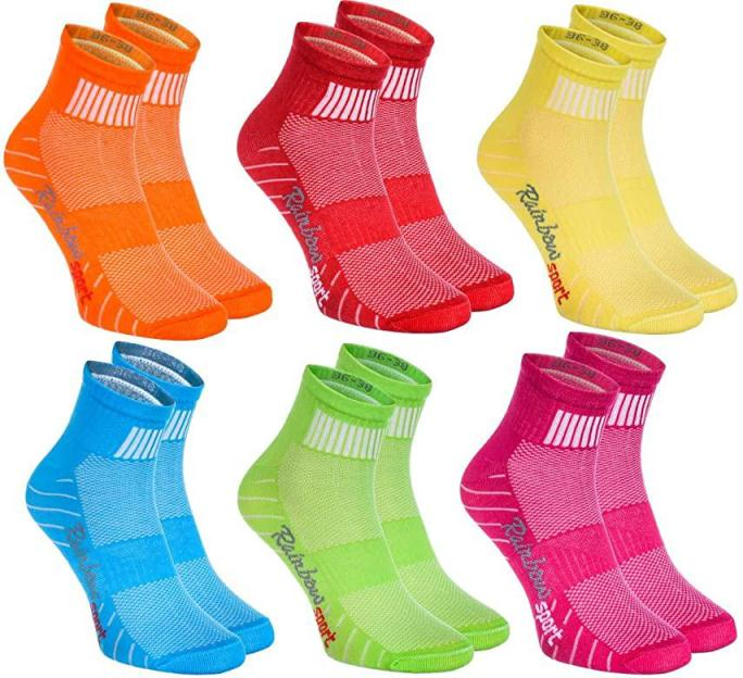 Calcetines para correr – Rainbow Socks
