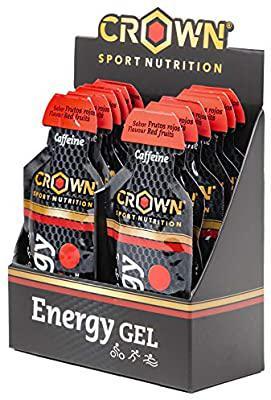 Geles energéticos – Crown Sport