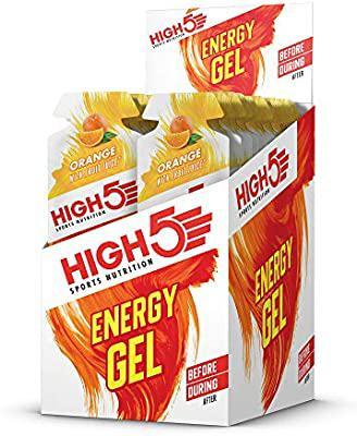 Geles energéticos – High5