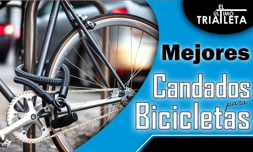 Mejores candados para bicicleta