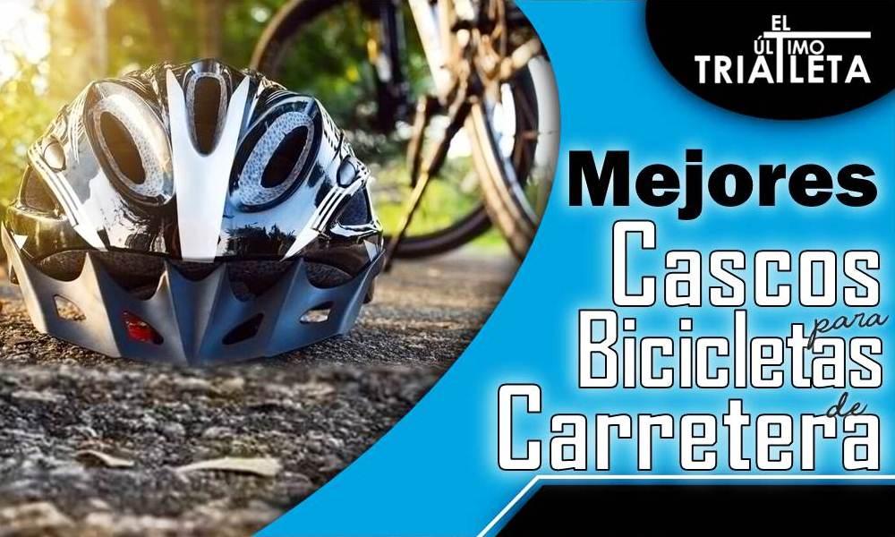 Mejores cascos para bicicletas de carretera