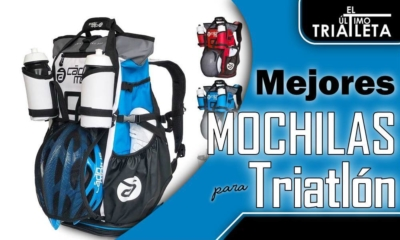 Mejores mochilas para triatlon