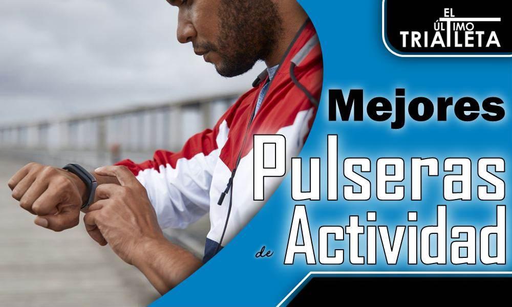 Mejores pulseras de actividad