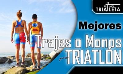 Mejores trajes o monos de triatlon