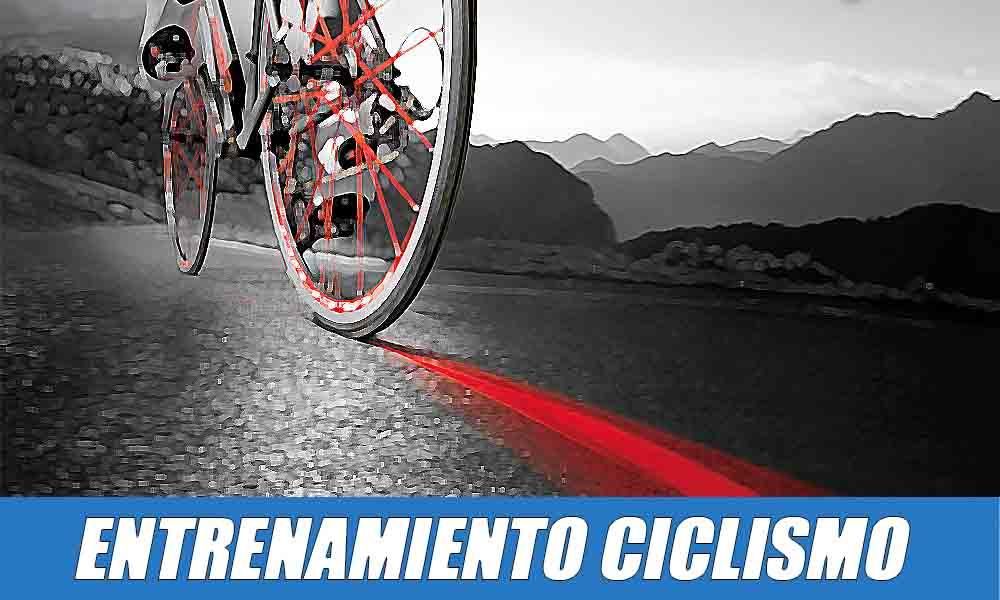 entrenamiento ciclismo