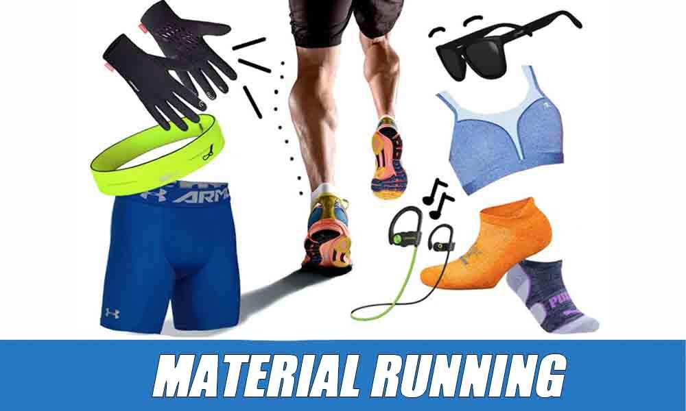 material running