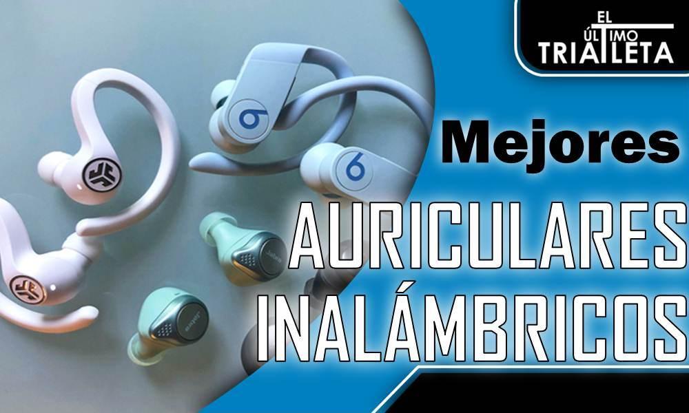 mejores auriculares inalámbricos correr