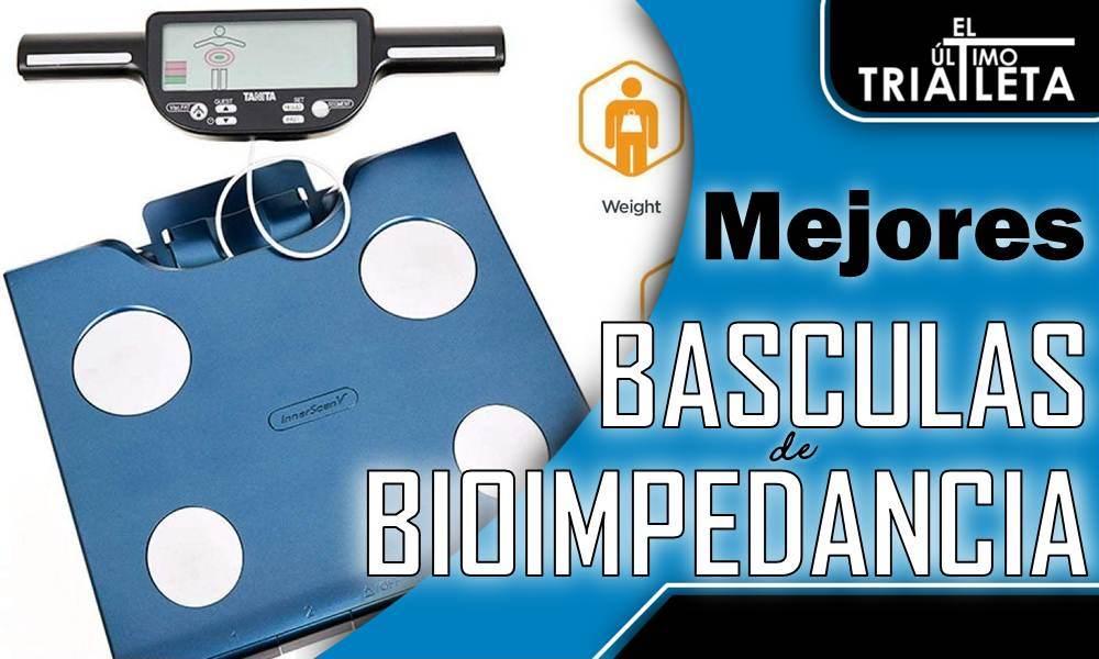 mejores basculas de bioimpedancia