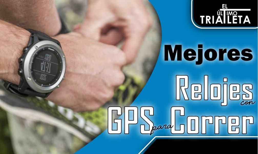 mejores relojes gps correr