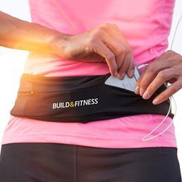 Cinturon para correr Build & Fitness
