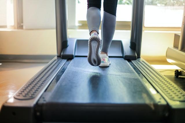 ganar velocidad en la cinta de correr
