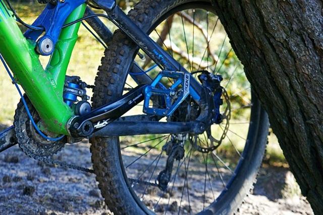 pedales de bicicletas