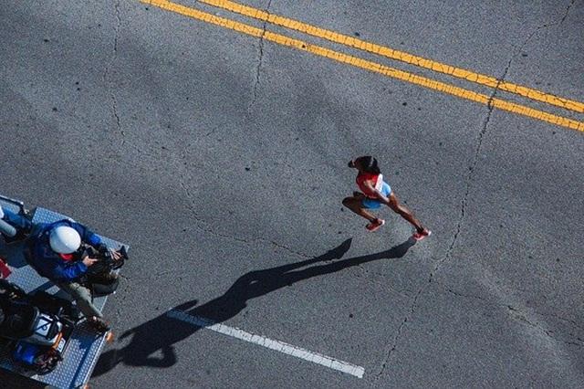 piernas largas para correr