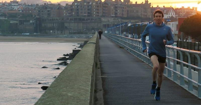 Al correr en la mañana no te toparás con calles congestionadas