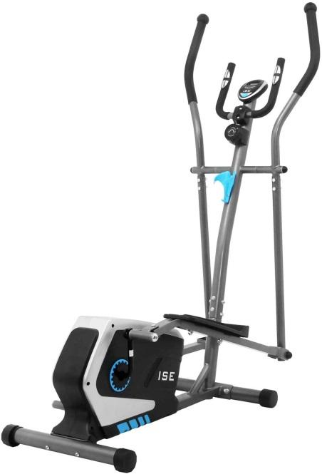 Bicicleta elíptica – ISE de Fitness