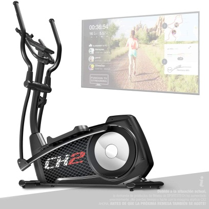Bicicleta elíptica - Sportstech CX2