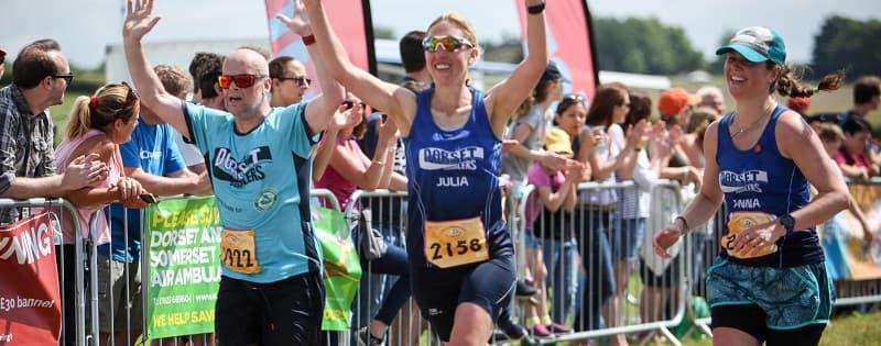 Las sesiones de running matutino te harán adaptar al horario de las competiciones