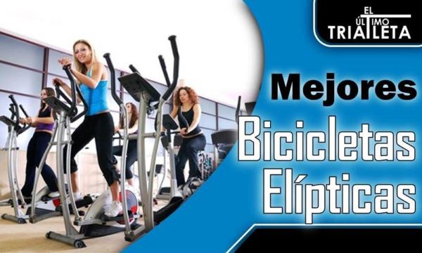 Mejores bicicletas elípticas