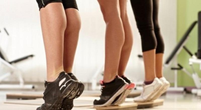 Para entrenar los músculos gemelos no hace falta una gran equipación